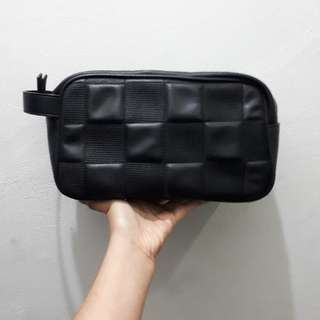 Zara Clutch Leather Original