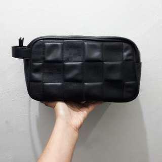 Zara Clutch Leather Original