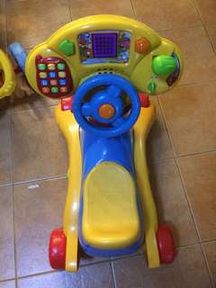 Vtech 3 in 1 SmartWheels