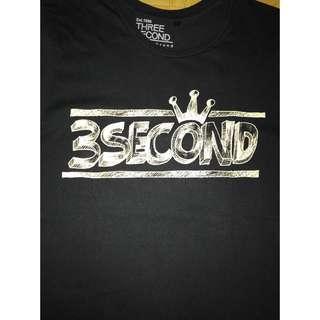 THREE SECOND