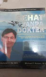 Buku bestseller Sehat Tanpa Dokter
