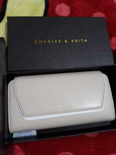 Dompet (Charles & Keith) Original 100%
