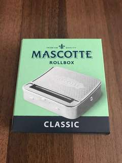 Mascotte Automatic tobacco rolling paper rollbox