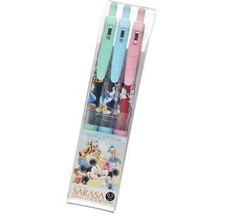 🚚 Japan Disney Sarasa pen