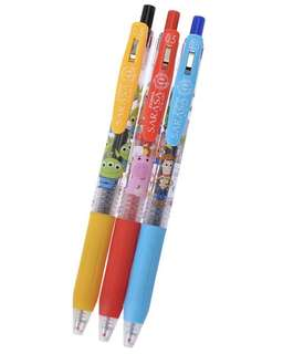 Japan Disney Sarasa Pen