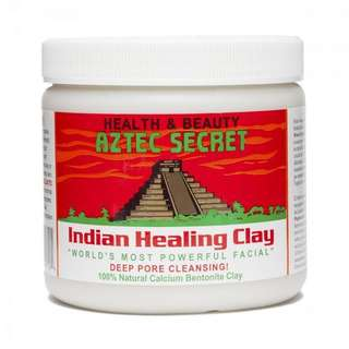 Authentic: Aztec Healing Clay 454g