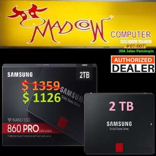 "Samsung 2TB SSD 2.5"".., ( ""Hurry Grab it While Stock...Last.."" )"