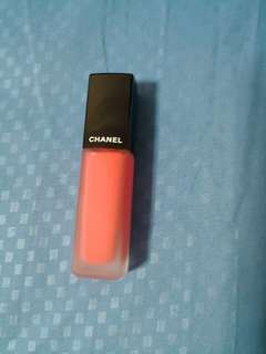 Chanel rouge allure ink matte liquid lip colour 158