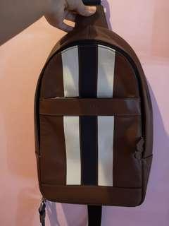 Coach Men's Varsity Body Bag 100% Authentic