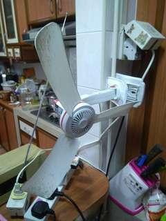 Powerful Clip fan sale.  Call 81211422