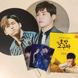[WTS] INFINITE Hoya Goods (by But I Do Fansite)