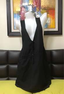 Jumper Black Dress