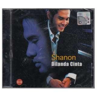 Shanon: <Dilanda Cinta> 2005 CD (Brand New)