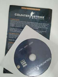 Counter-Strike: Global Offensive [PC Game] CD-Key