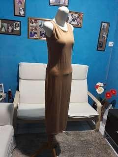 Long dress full body