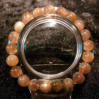 [OFFER] Sunstone Bracelet 9mm