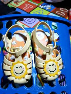 Zaxy nina yellow sandals size usa 8