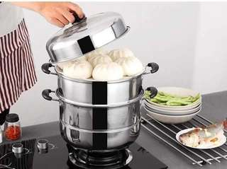 3Layer Food Steamer