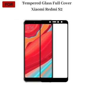 Xiaomi Redmi S2 Tempered Glass Full Cover Full Cover