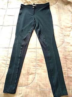 Mango suit black legging original size s