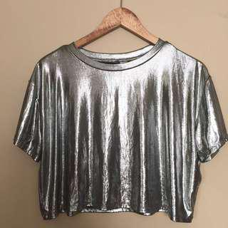 Metallic Top