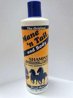 Mane n Tail Original Shampoo 355 ml