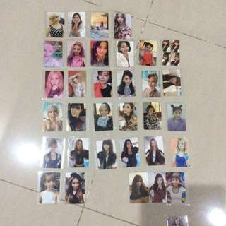 WTS/WTT SNSD GIRLS GENERATION PHOTOCARDS