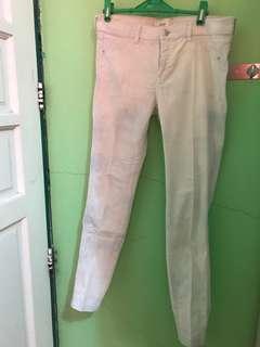 Mango Cloud Print Jeans