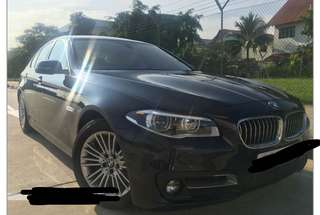 BMW 5 Series For Rental
