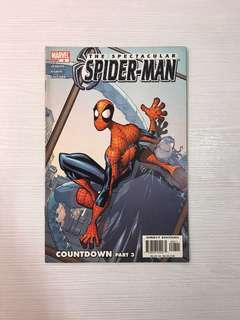 Brand new, Marvel comics The Spectacular Spiderman Countdown Part 3 comic