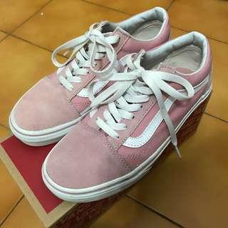 Vans 粉紅