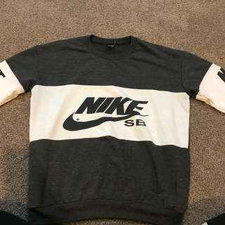 Nike and adidas jumpers