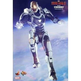 Hot Toys Iron Man STARBOOST(MARK XXXIX)