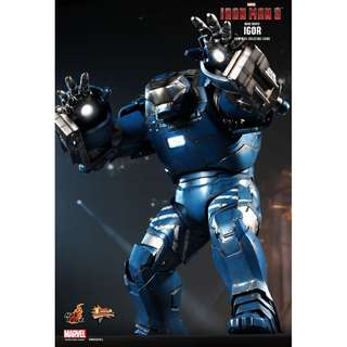 Hot Toys Iron Man IGOR (MARK XXXVIII)