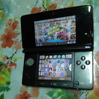 Nintendo 3DS Modded