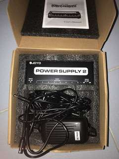 Joyo power supply