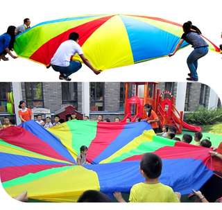 2m Wide Parachute With Handles