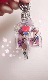 BTS CHARMS / KEYCHAINS