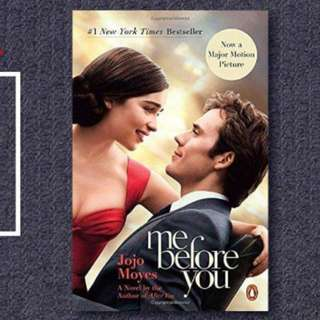 BRAND NEW Me Before You by Jojo Moyes Young Adult Book