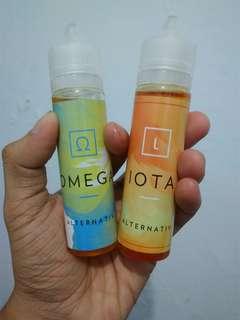 Jual Liquid Vape Brand New