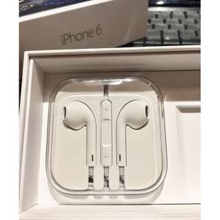 Headset EarPod IPhone 6 Original IBox