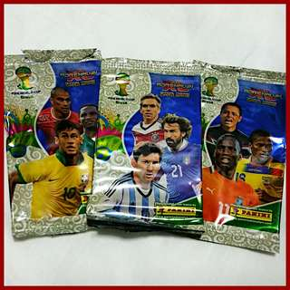 FIFA World Cup 2014 Brasil Trading Cards