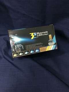🚚 摩托車LED大燈(H4)