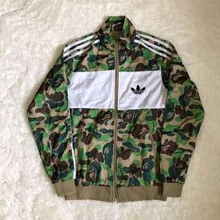 Bape x Adidas Jacket