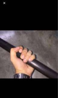 {FS138}  42 Inches long pure Penawar Hitam Rod