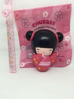 Chubbee Brand - Nanoko Chan Squishy