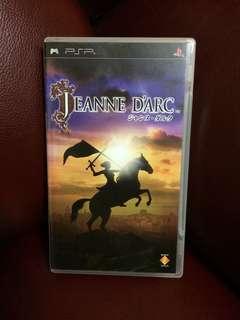 PSP日版: JEANNE DARC