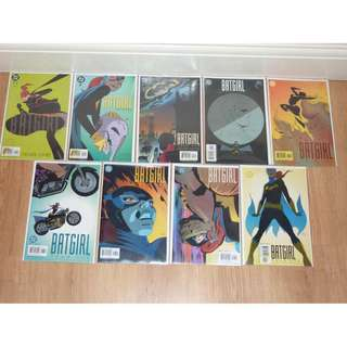 🚚 Batgirl: Year One #1-9 Full Set
