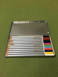 🚚 (任選三樣99元)雄獅12色鉛筆