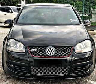 Volkswagen Golf Gti 2.0 sambung bayar or continue loan